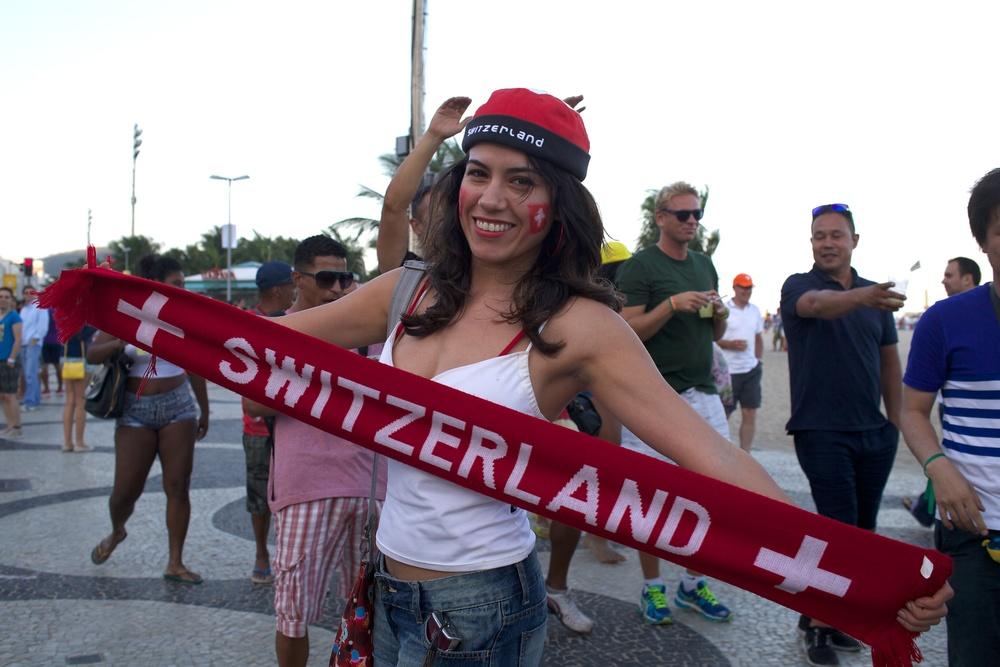 Astrid. Switzerland
