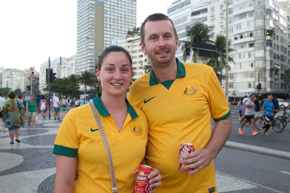 Jeremy, Lauren. Australia