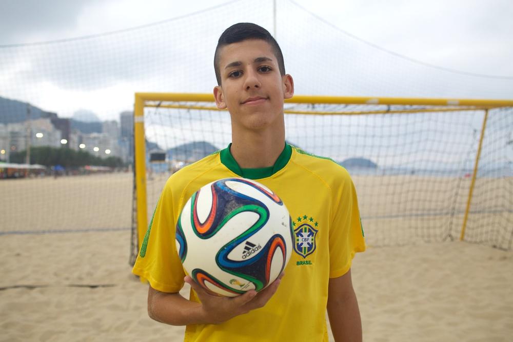 marco. brazil