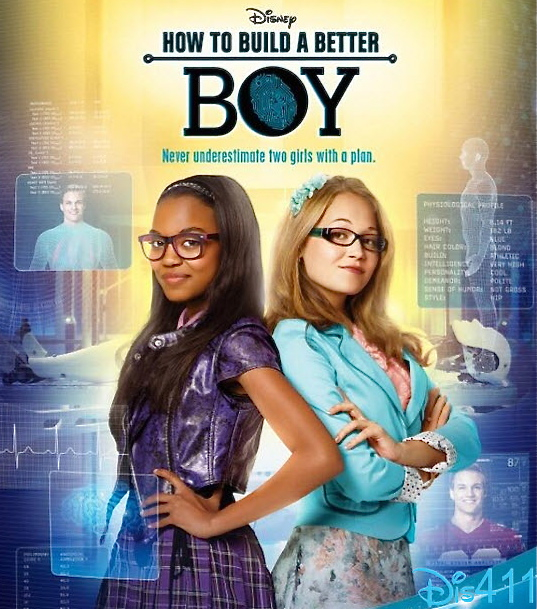 Disney - How To Build A Better Boy