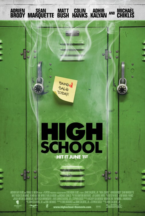 HIGH School - Adrien Brody, Sean Marquette