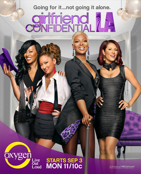Girlfriend Confidential LA - Oxygen Network