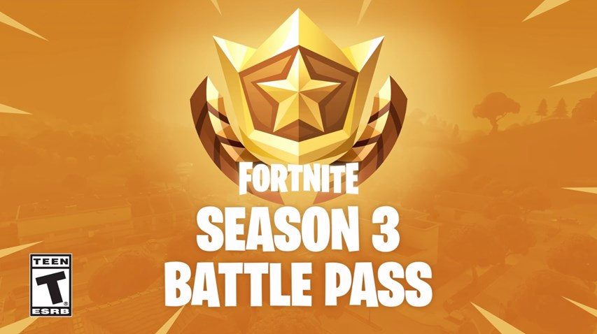 Fortnite - Season 3 Battle Royal