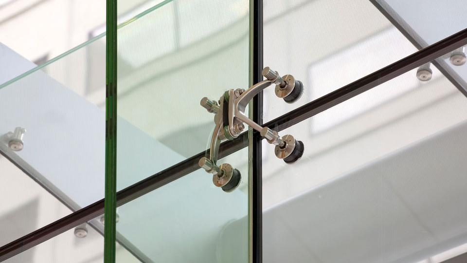 Stella Glass Hardware Building Envelope Railing Systems