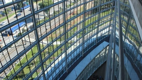 architectural engineering buildings. Exellent Architectural A Marvel Of Modern Glass Engineering U2014 Building Envelope Railing Systems  Window U0026 Door Architectural Fabricators Installers Inside Buildings A