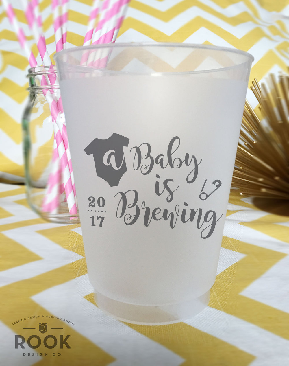 Weekly Recap - New Baby Shower designs in the shop — Rook Design Co.