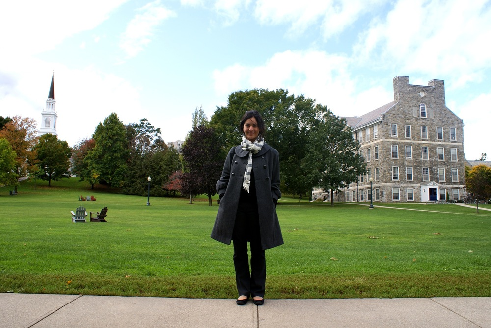 Middlebury College, Fall 2008