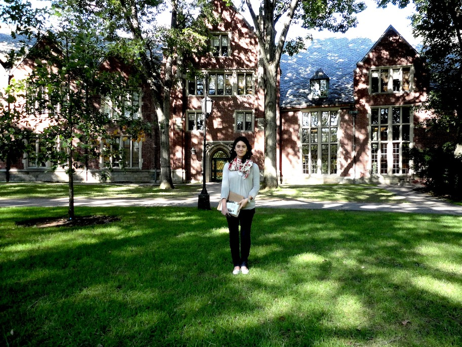 Wellesley College, Fall 2011