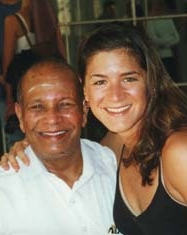 Sarah & Sri K. Pattabhi Jois 2001 Puck Building, NYC