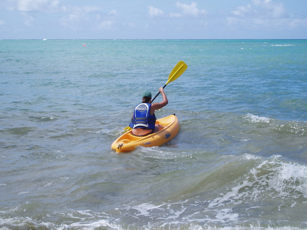 Kayaking - CI