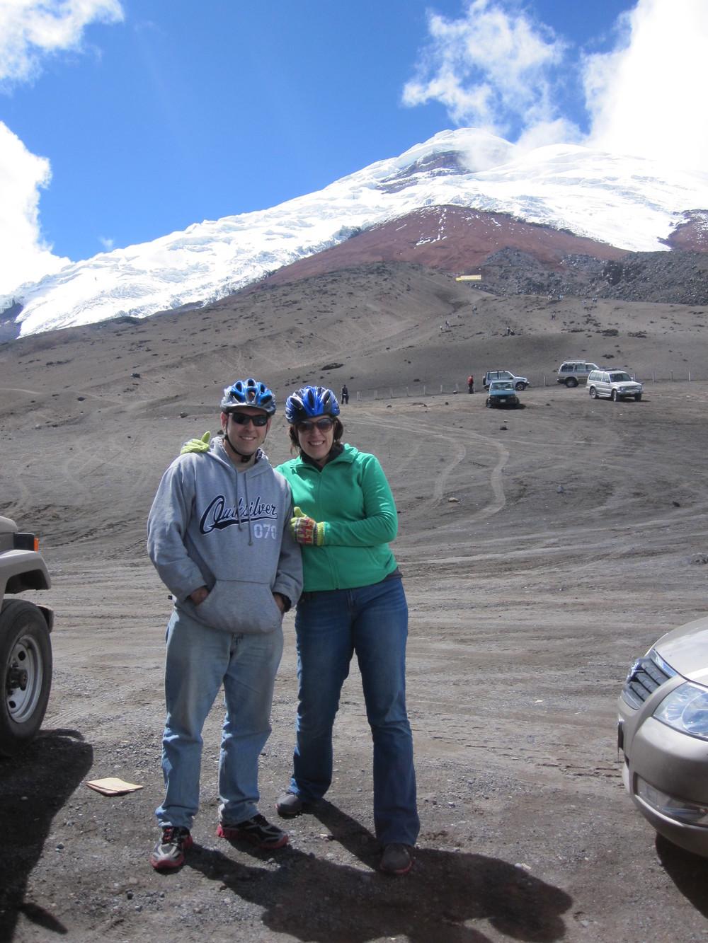 Mountain Biking - Ecuador