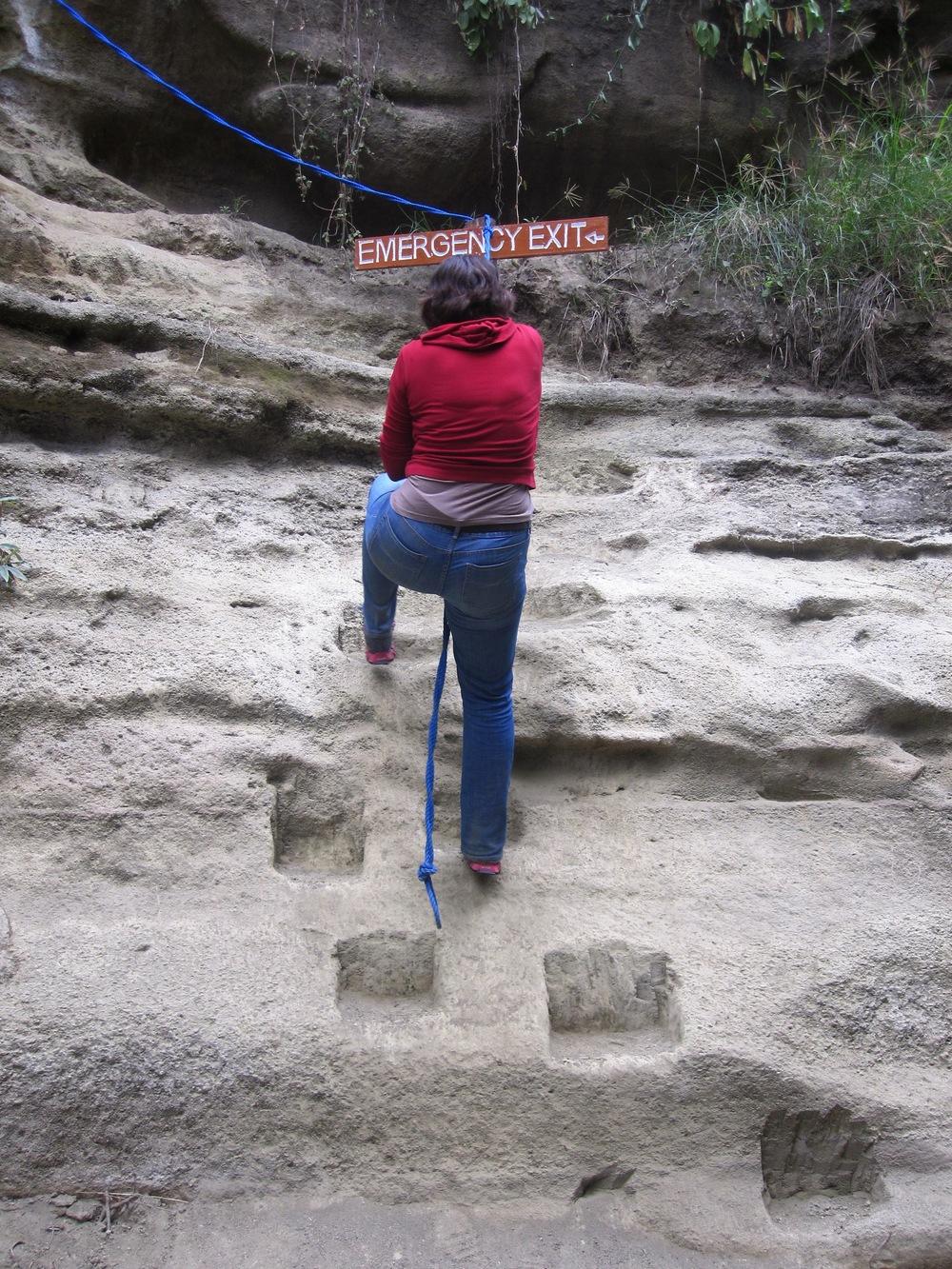 Rock Climbing - Naivasha