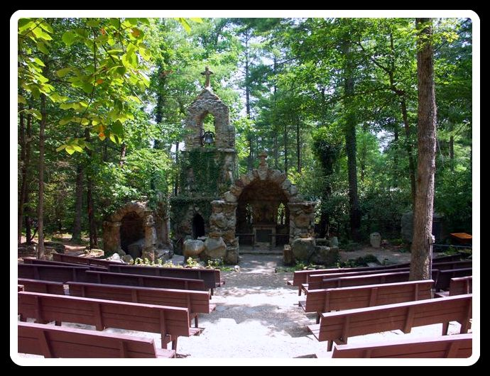 Shrine Mont: Orkey Springs, VA