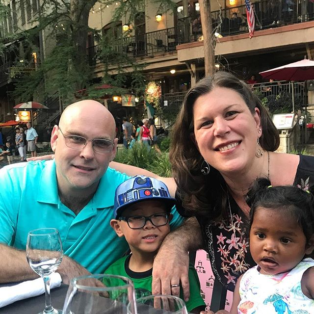 "I will never forget the day I ""broke the news"" that we would be adopting instead of having biological children. Five years and two adoptions later I have become an expert at adoption, but for my family there has been a learning curve. Here's how I shared what we have learned from our journey: https://adoption.com/how-to-teach-your-family-about-adoption  #voicesforadoption #internationaladoption #conspicuousfamily #wouldnthaveusanyotherway #photoaday2018"
