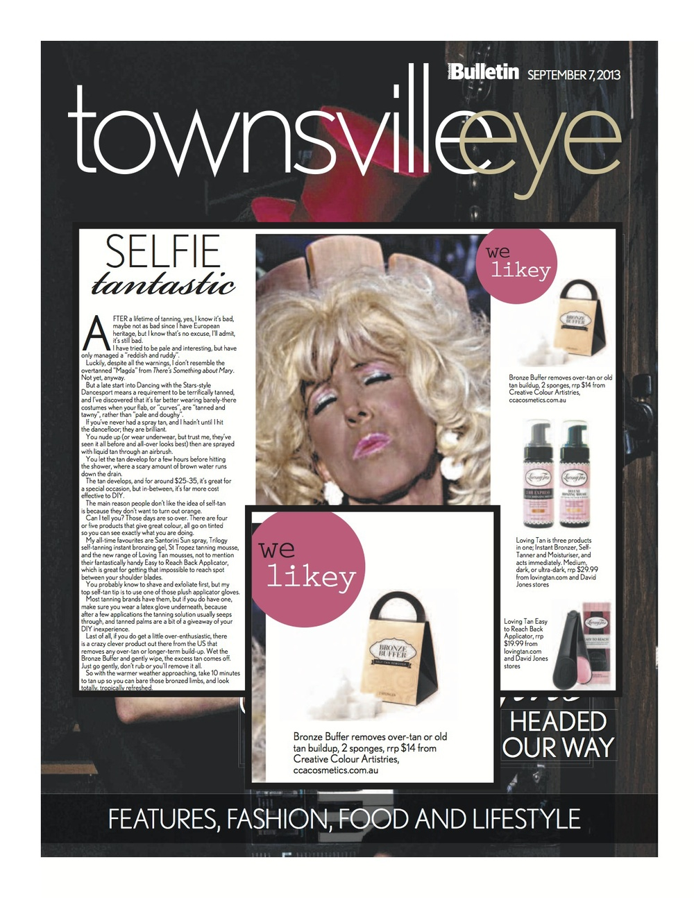 Townsville Eye September 2013
