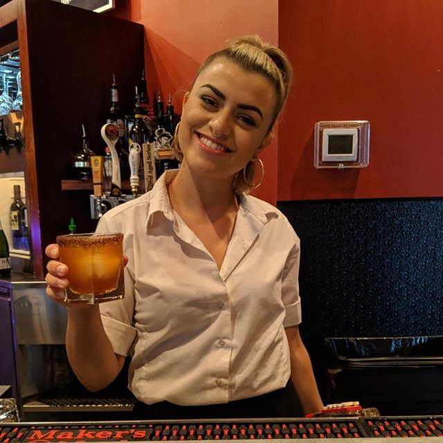 Cold Fashioned- A play on words *and* a play on every whiskey lover's favorite classic cocktail.  Perfect for coffee, bourbon, and brunch lovers alike—come in and see what all the fuss is about!  #MakersMark46 #LavenderGrapefruitColdPress #drinkstagram #whiskeybar #coffeelove #drinkmpls #getmymorningpoppin #craftcocktails #thelowry #twincities #mplsfoodie