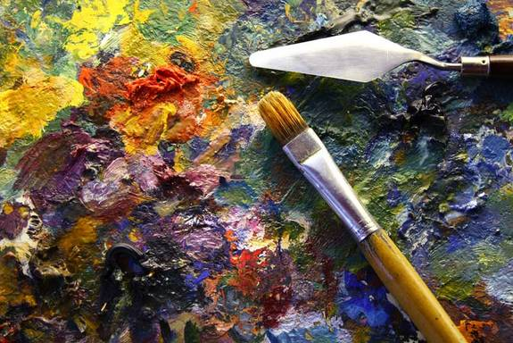 palette & knife
