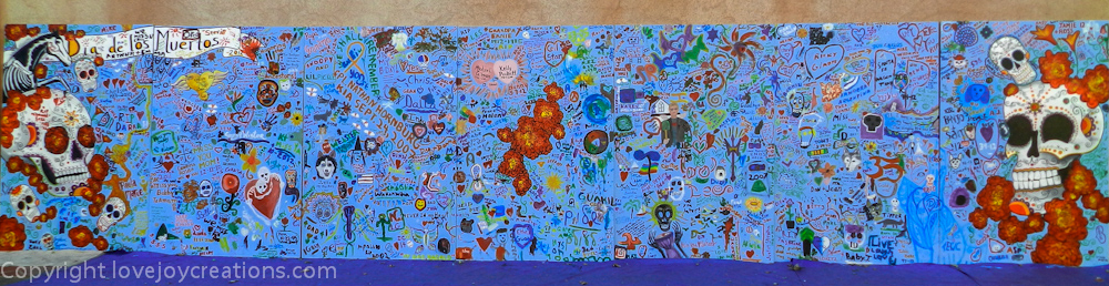 2012 30x6 ft Community Mural