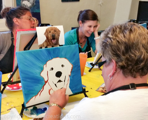 5 18 San Diego Humane Society Paint Your Pet Lovejoy Creations
