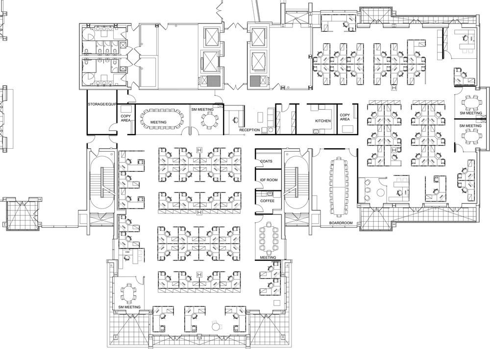 Bermuda, first floor, Floorplan
