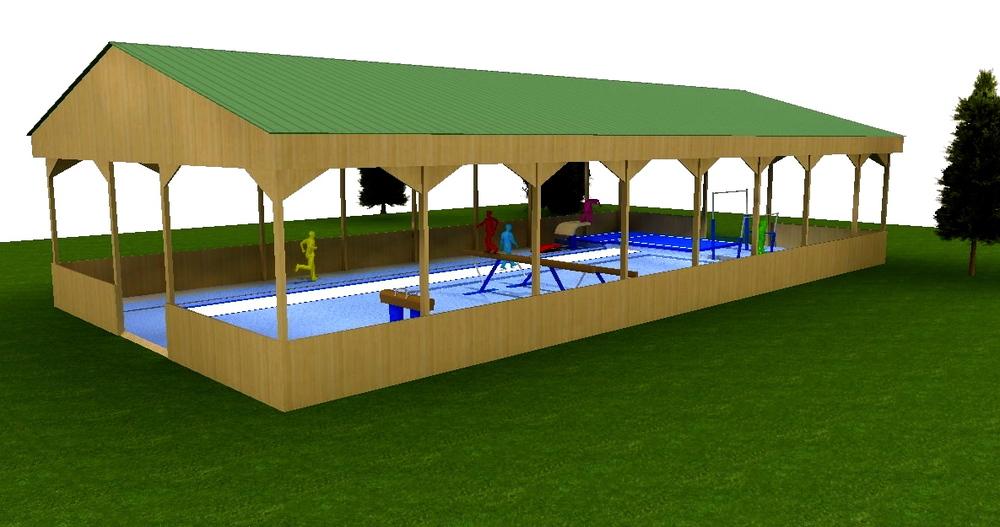 SJ Interiors. Pavilion Project