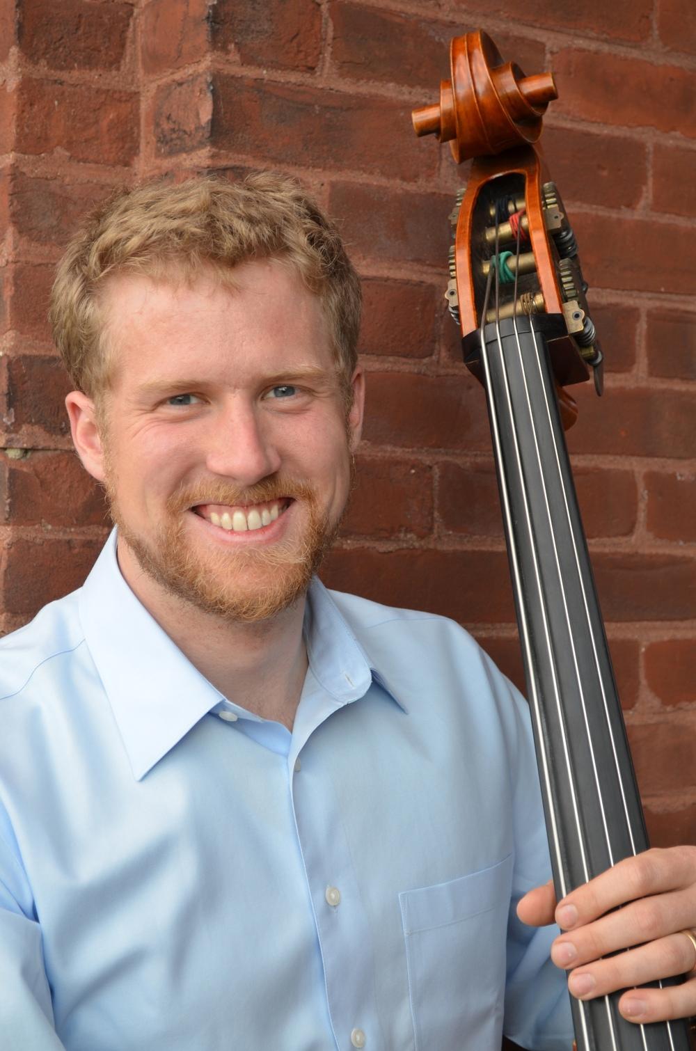 Evan Premo, double bass