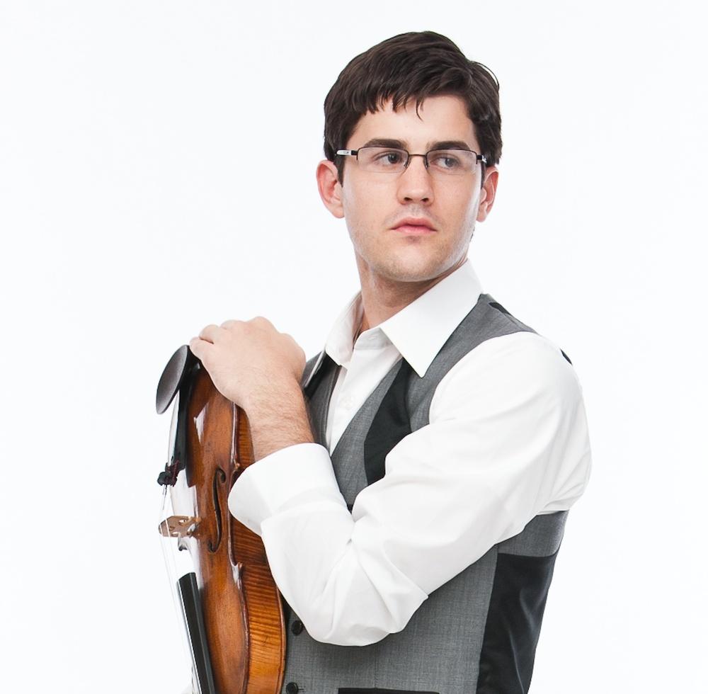 Nathan Schram, viola
