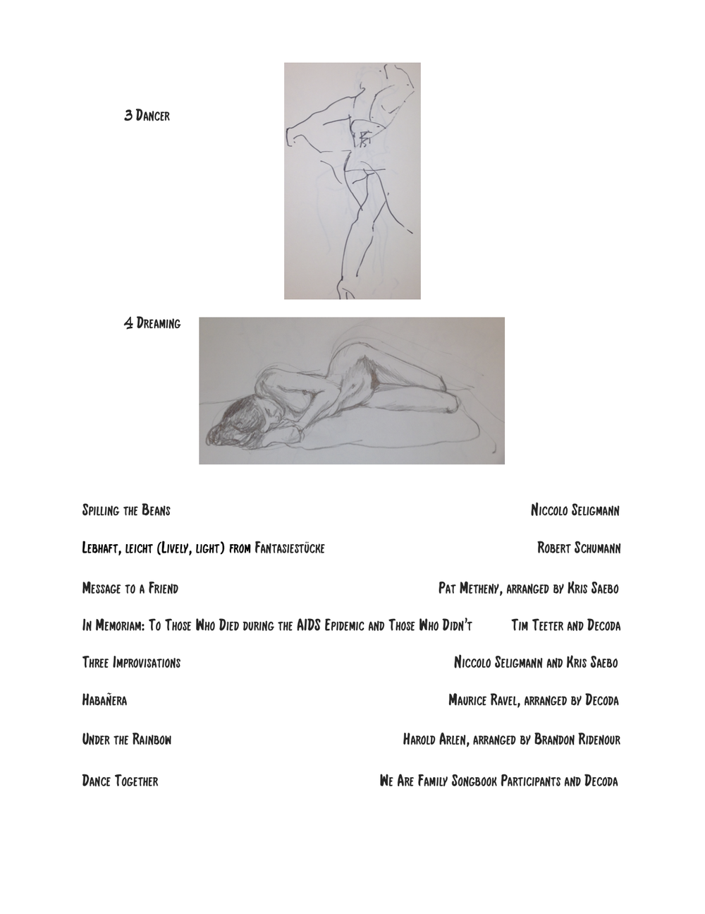 Concert Program, page 3