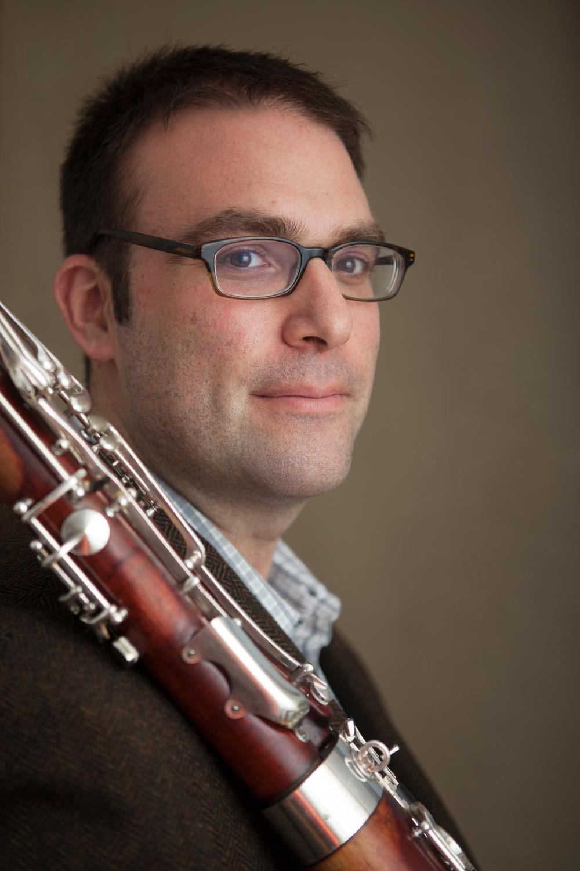 Seth Baer, bassoon