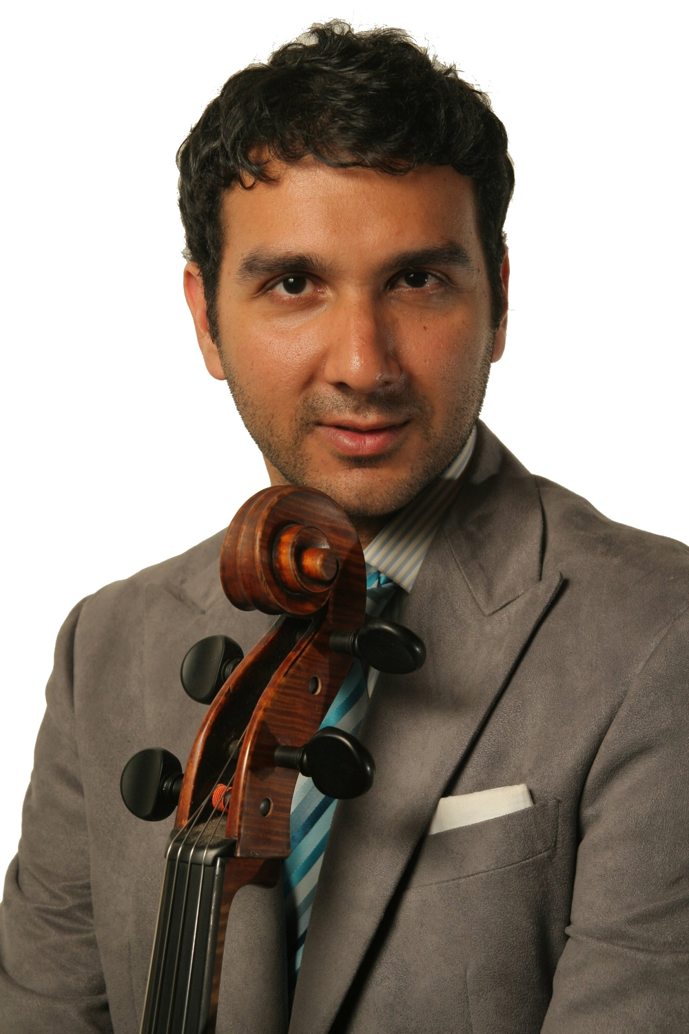 Yves Dharamraj, cello