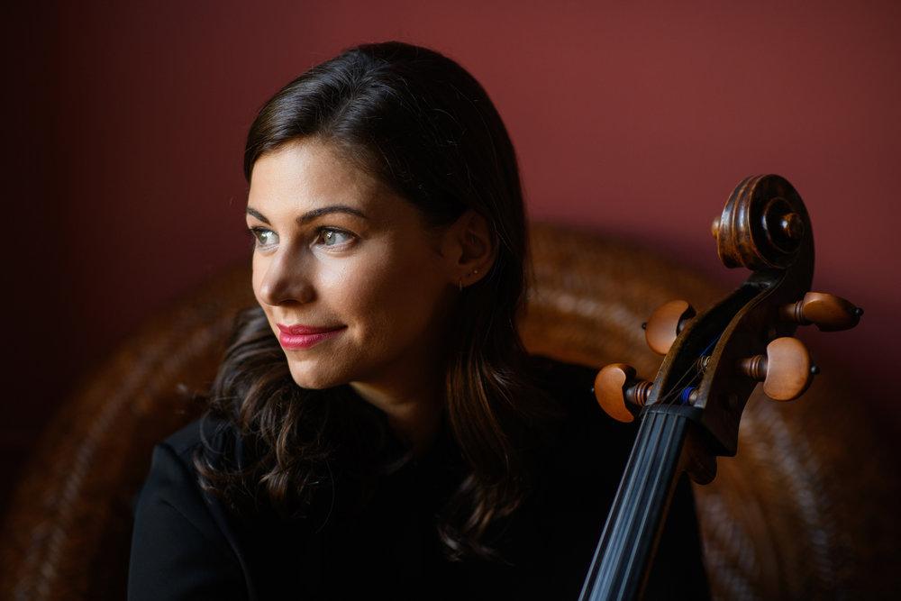 Caitlin Sullivan, cello