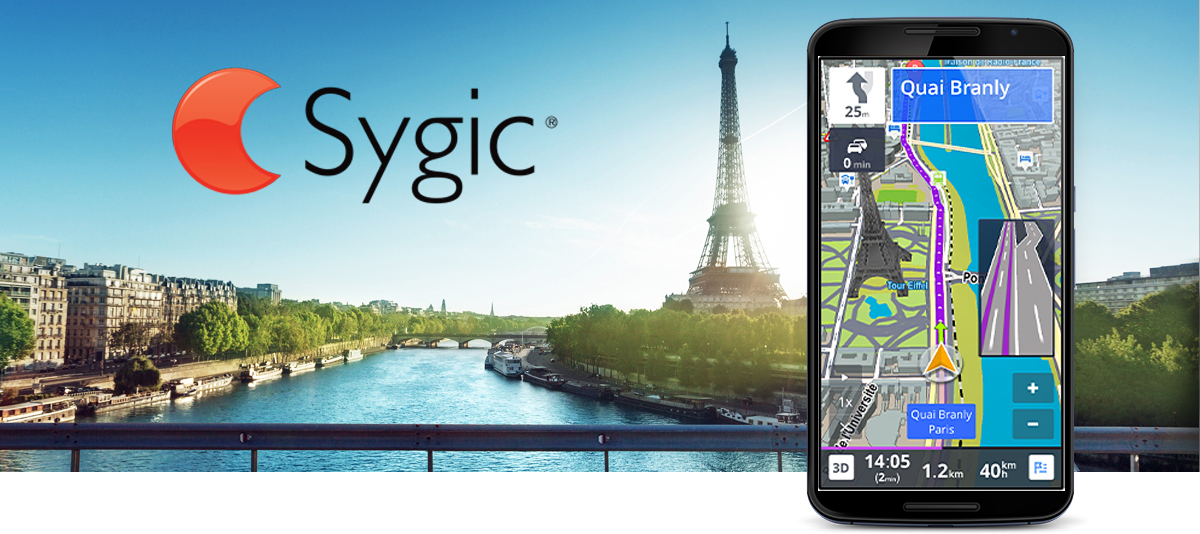 Sygic GPS Navigation & Compressed TomTom Maps + Traffic Info — BuntuTech
