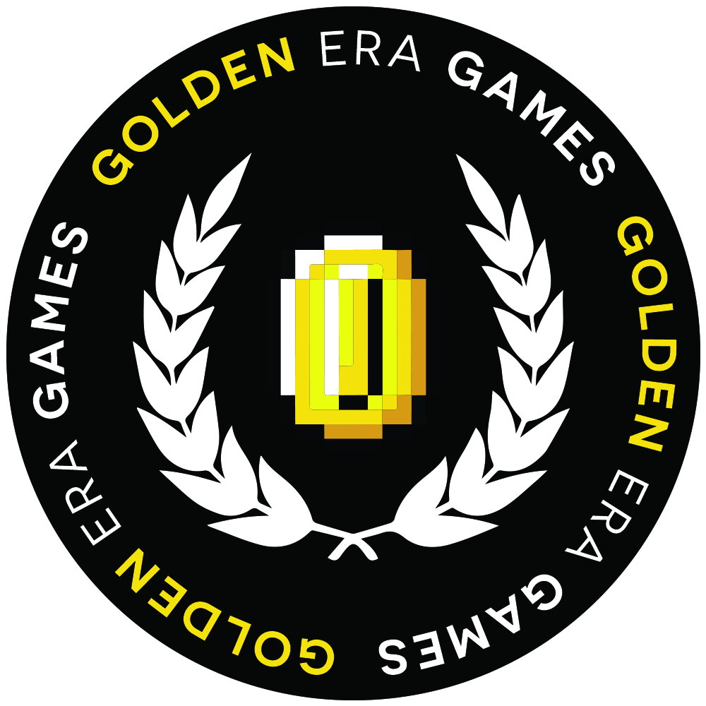 GoldenEraGames Sticker Black.jpg