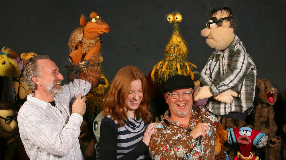 Ten years ago I was invited to learn how to puppeteer at The Jim Henson Company. Now I've been a member of Puppet Up! (The live improv show) for 9 yrs. I been all over the country and to Canada, Scotland and Australia. I've filmed shows in L.A. and London, performed at the Grammys, got to be puppeteer on a couple of Muppets and play several characters in the upcoming feature film  The Happytime Murders . Starring Melissa McCarthy. My resume and footage of some of my characters are below. I'd like to thank the fan who did the super cut of Star the racist squirrel!