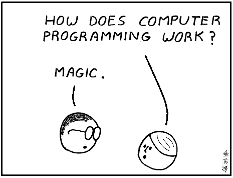 Abstruse goose on computers