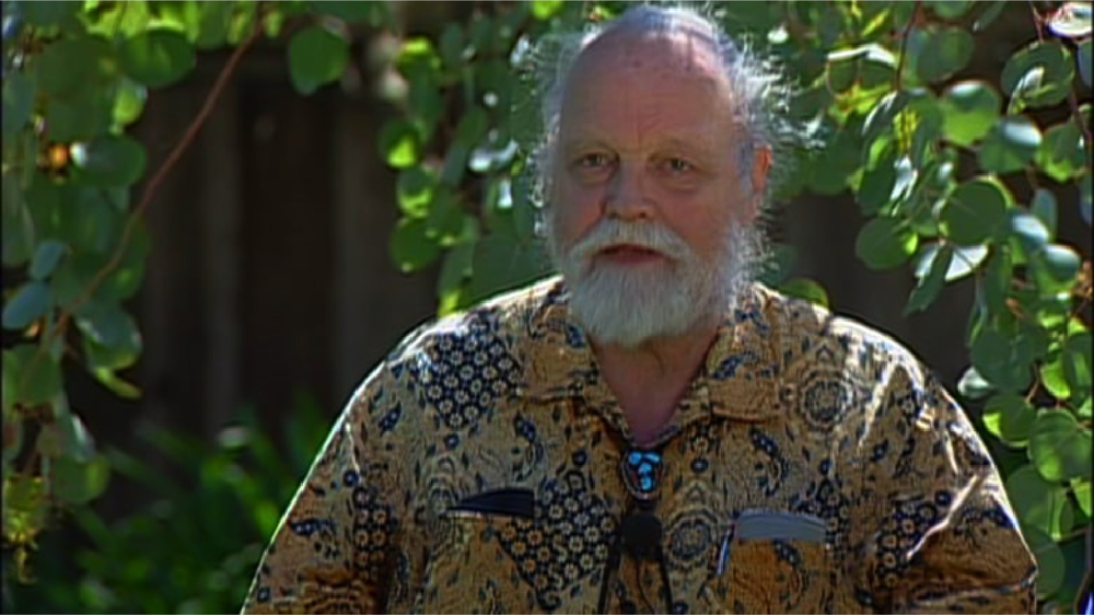Lou Harrison: a master intellect and a gentle queer spirit. Photo from Evas Soltes collection