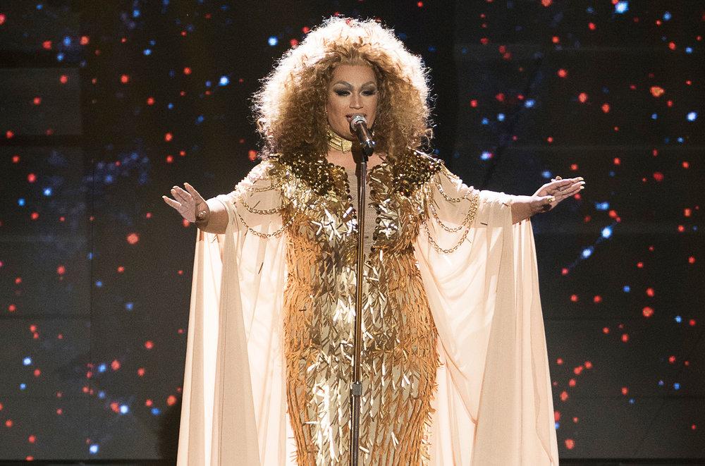 American Idol Top 8 Finalist  Ada Vox