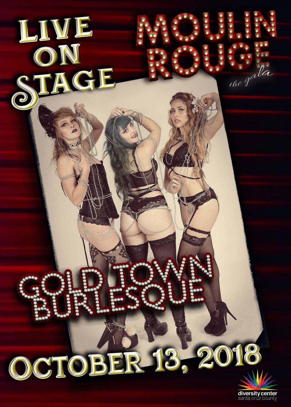 Gold Town Burlesque