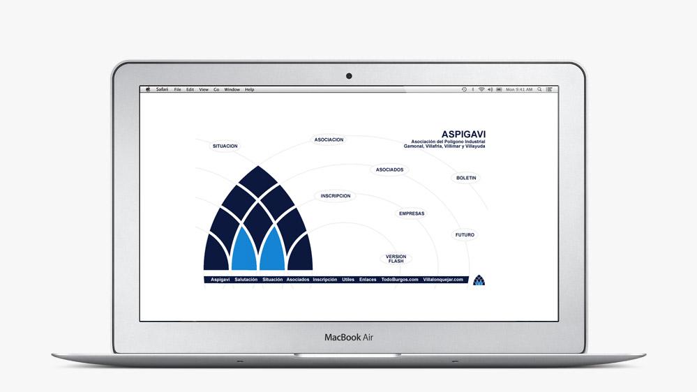 Website Aspigavi