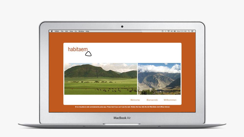Website Habitaem