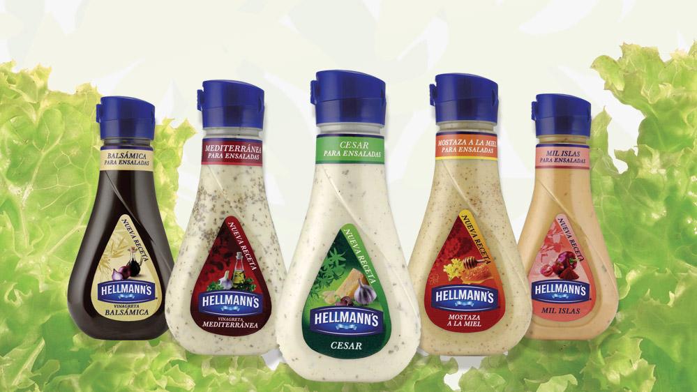 Unilever - Hellmans's