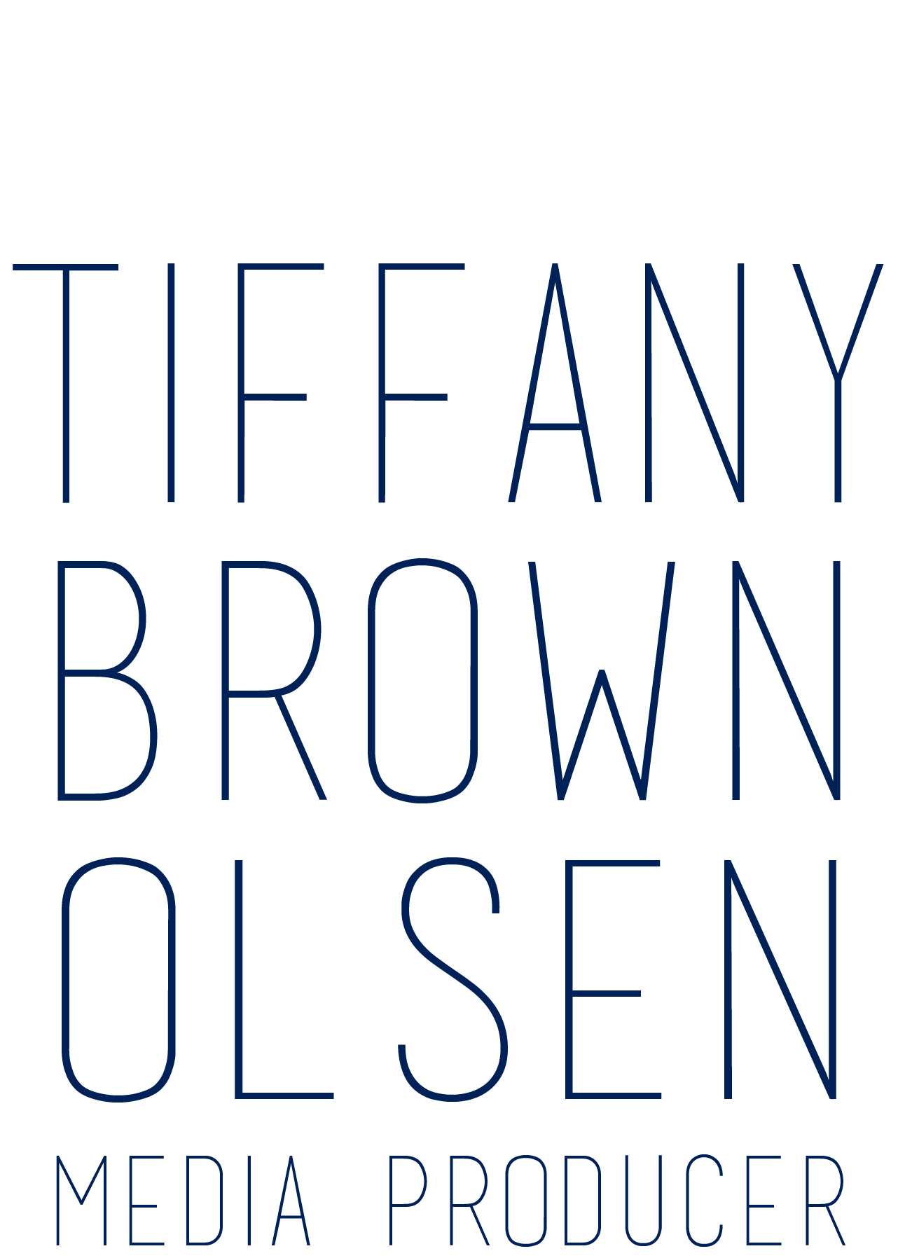 Tiffany Brown Olsen
