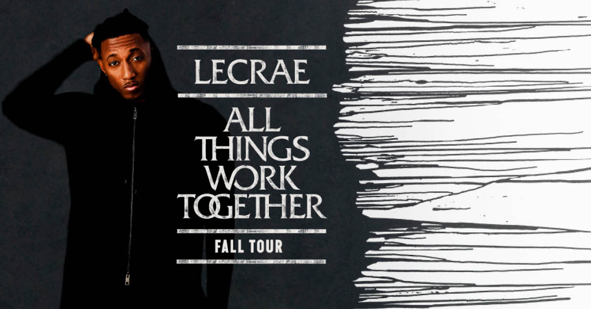 Lecrae: All Things Work Together: World Tour — Living in Light