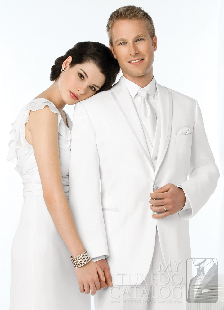 Tommy\'s Tuxedos® White Tuxedos