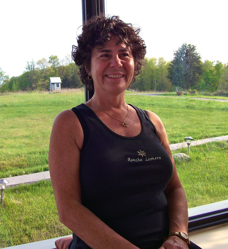 Yoga Therapist Karen Weinthal