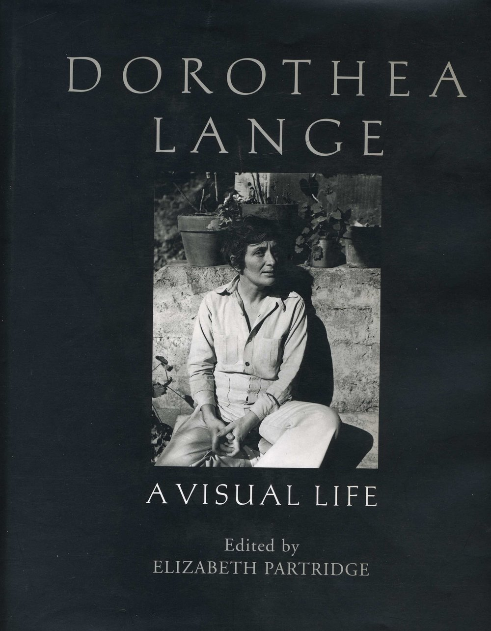 Dorothea Lange: A Visual Life  - This chronicle of the life and work of Dorothea Lange (1895-1965) richly portrays one of America's most celebrated photographers. The woman behind the camera is revealed in excerpts from her letters, journal entries, in the words of seven essayists who together develop a full vision of Lange as artist, woman, mother, and activist, and in more than 80 photos.Essays include Roger Daniels (History/Univ. of Chicago) look at Lange's work documenting Japanese Americans interned by the War Relocation Authority during WW II, and an incisive essay by Sally Stein (Art History/Univ. of California, Irvine) discusses Lange's fascination with bodily depictions (she had been crippled by childhood polio and was dogged by lifelong physical infirmities).Smithsonian Institution Press 1994, Out of Print