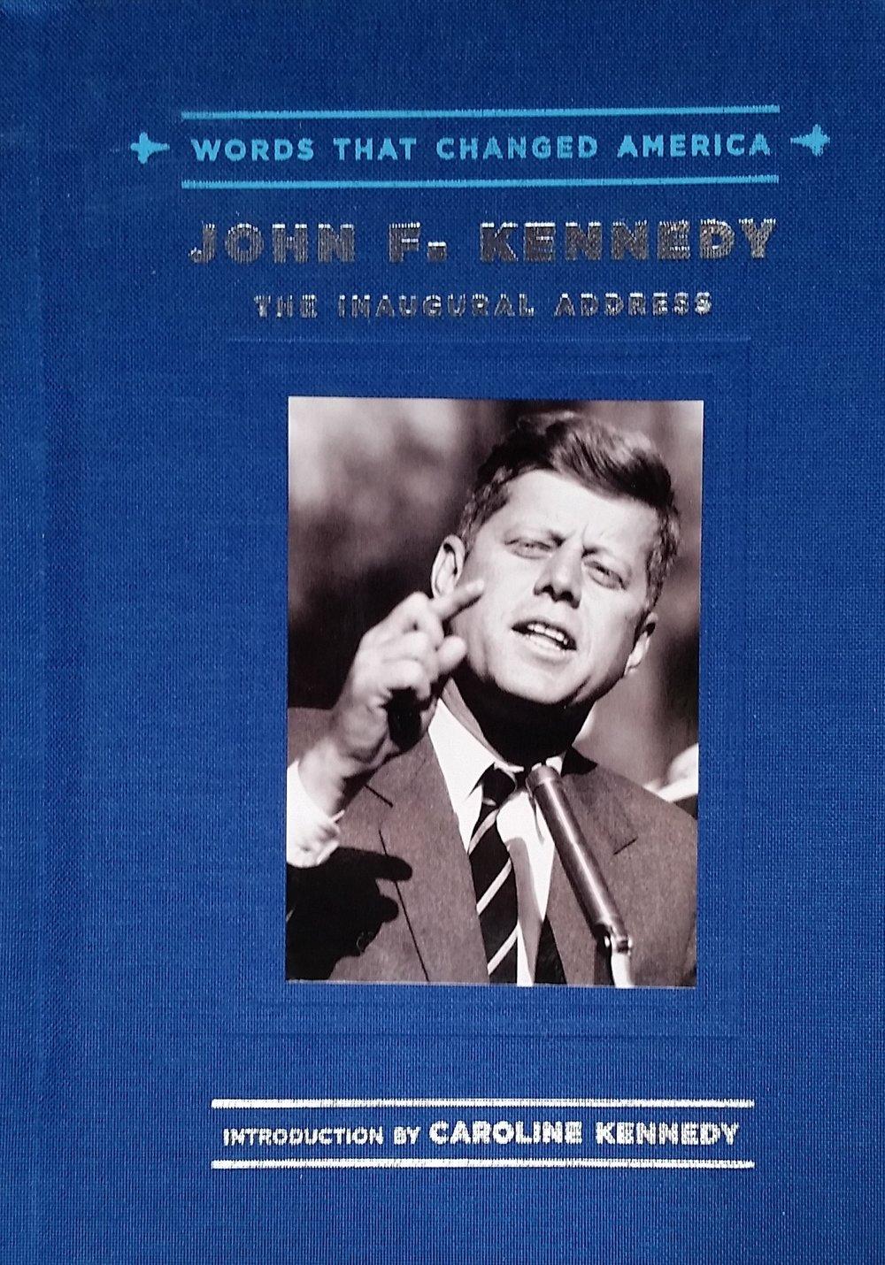 Elizabeth Partridge - John F. Kennedy The Innaugural Address.jpg