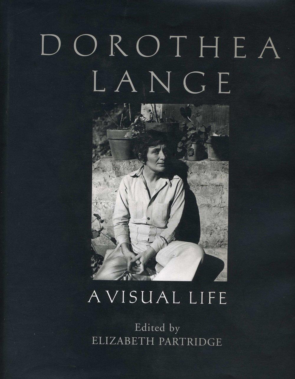 Elizabeth Partridge - Dorothea Lange - A Visual Life.jpg