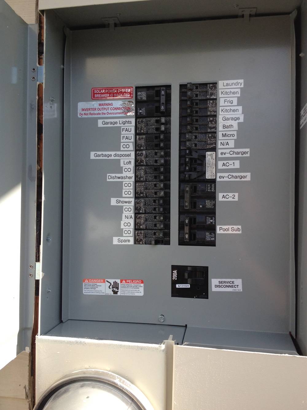 About — L & R Electrical Services