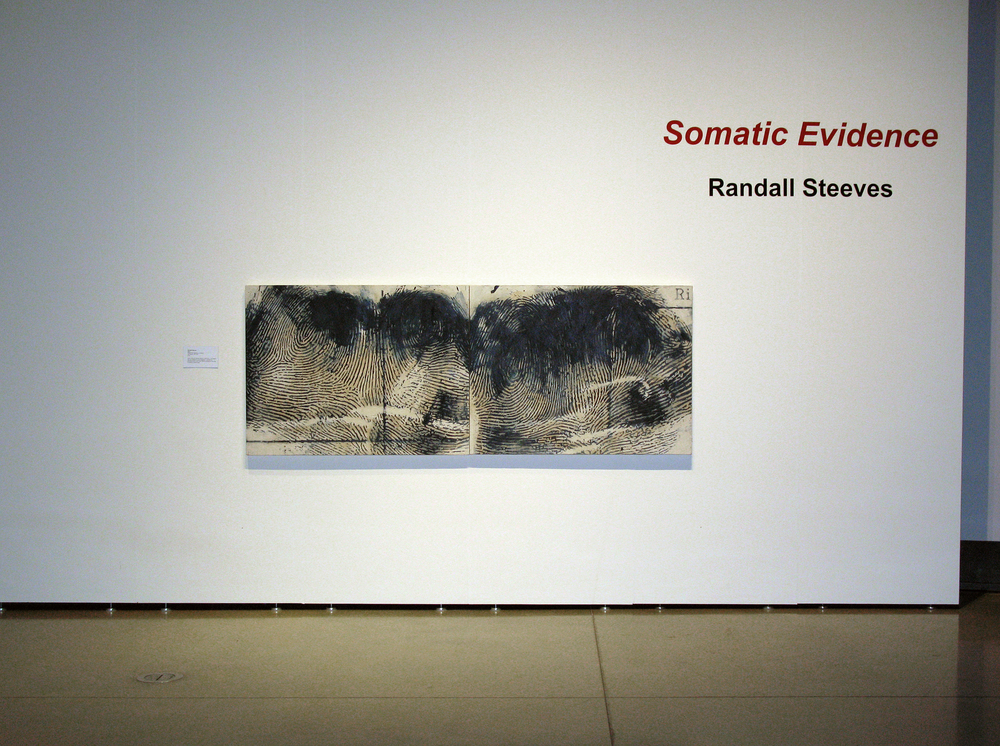 Somatic Evidence  exhibition, Reach Gallery Museum